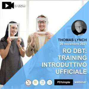 ro dbt, thomas lynch, webinar, psysimple