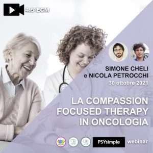 cheli, petrocchi, cft, compassion, oncologia